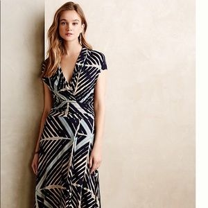 Anthropologie Maeve Desert Star Maxi